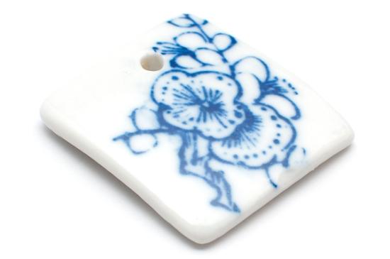 Keramikplatta Porslinsromantik