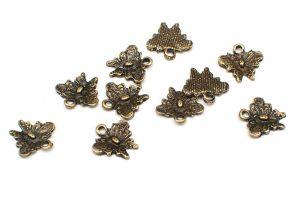 Vintage små fjärilar