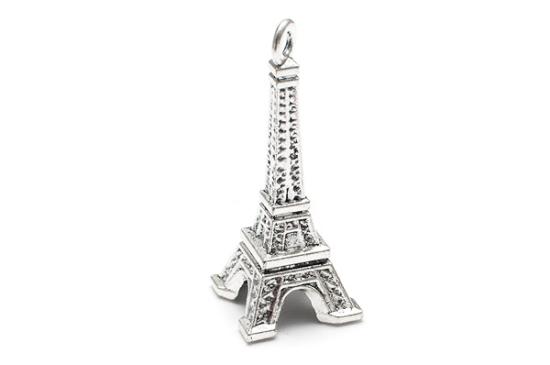 Antiksilver Stort Eiffeltorn
