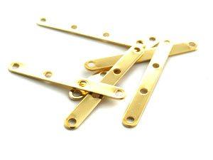 Guldpläterade 4-delare