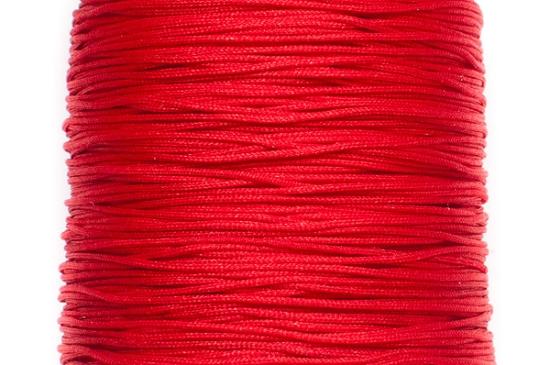 Nylontråd Röd 1mm