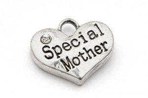 Silverpläterad berlock Special Mother