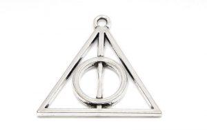 Antiksilver berlock Spirit symbol