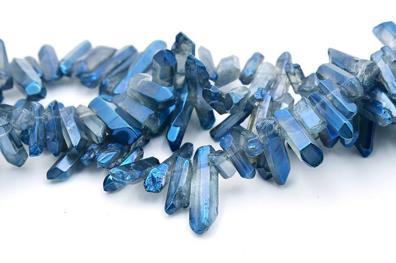 Bergskristallspets, Blue smoke, 3st