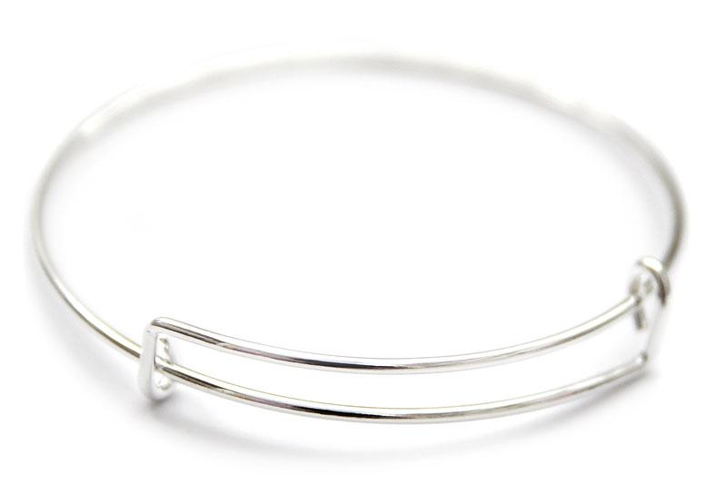 Armbandsstomme i silver