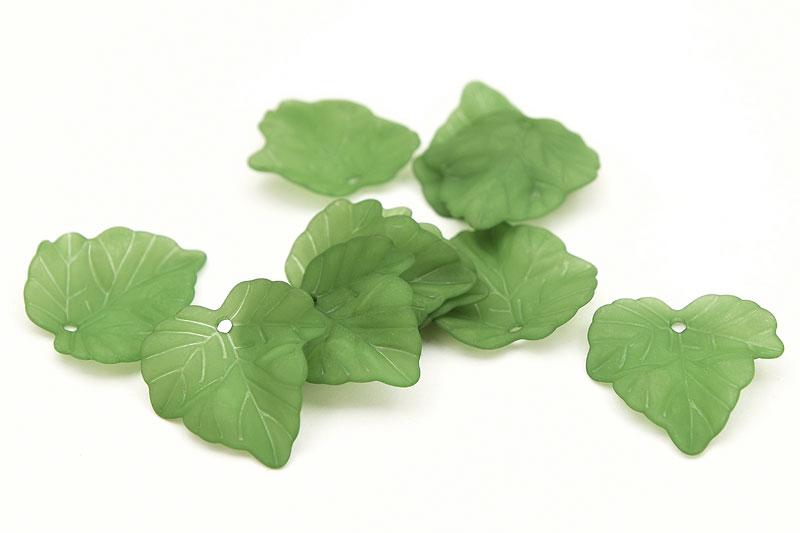 Akrylblad HÖST Meliss Grön