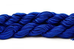 Nylontråd Mörkblå 2mm, 12m