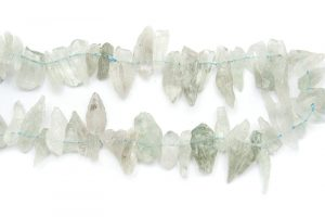 Rå bergskristallhänge Svag khaki