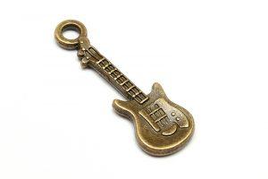 Vintage berlock Gitarr