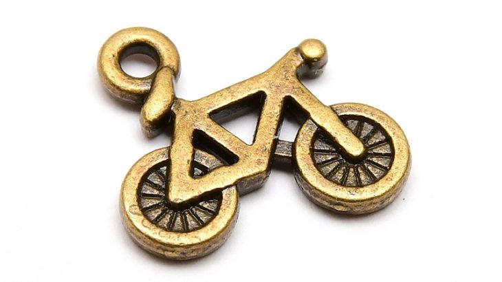 Vintage berlock Cykel