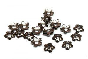 Svarta Pärlhattar Blommor
