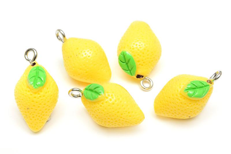 Akrylberlocker Citroner