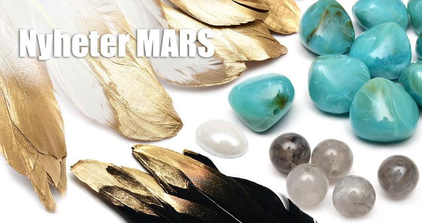Nyheter i Mars