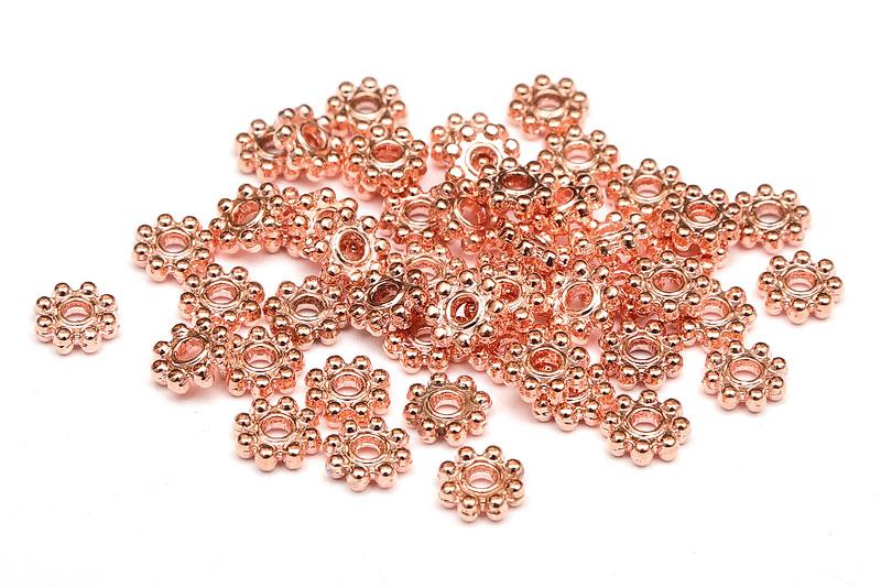 Roséguld små kugghjul