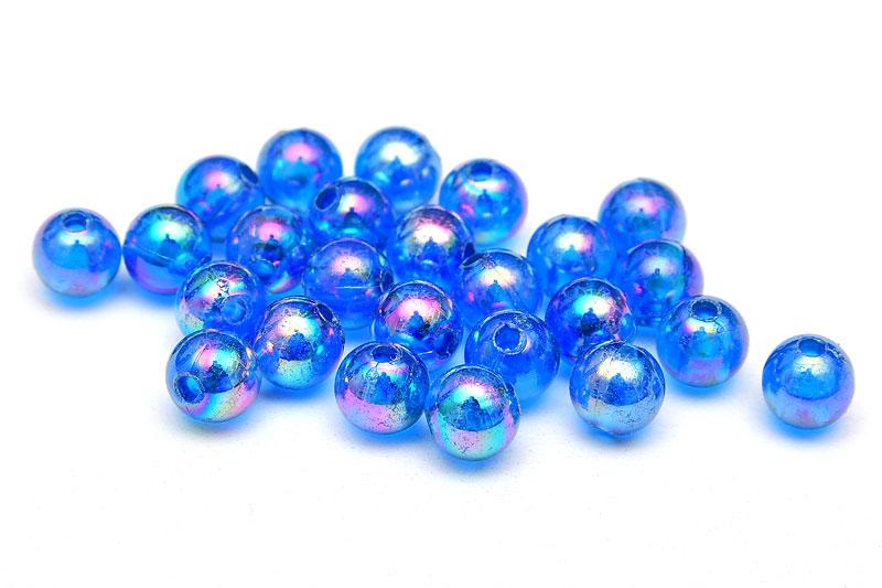 Såpbubblor Blå 6mm, 25st