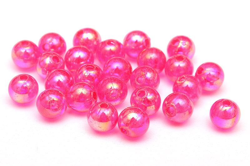 Såpbubblor Magenta 6mm, 25st