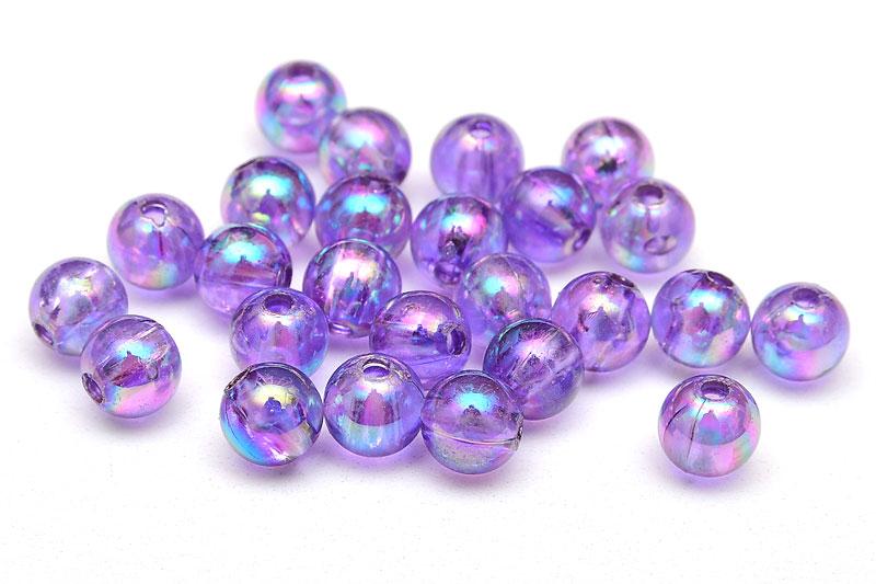 Såpbubblor Lila 6mm, 25st